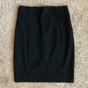 Express Black Pencil Skirt Like New Size 00